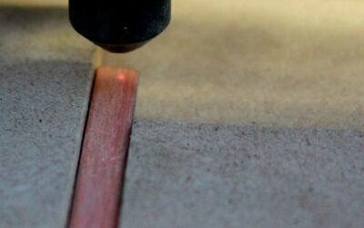 Основи на лазерните технологии – лазерно гравиране